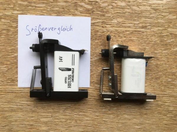 Tonventilmagnet 5005-200 14V klein (Outlet)