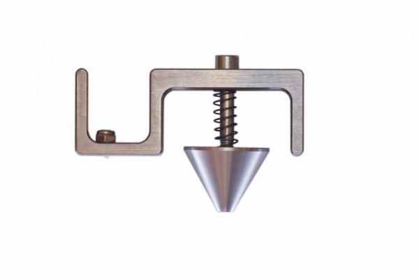 Montagehilfe für Ventilscheibenmagnet