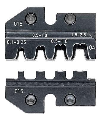 Zangeneinsatz-Quetschverbinder 0,1-2,5qmm