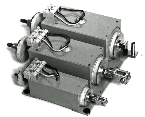 Registerzugmagnet R20 14V (Outlet)
