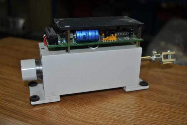 Registermagnet R50/24V mit Schneckeneinsatz (Outlet)