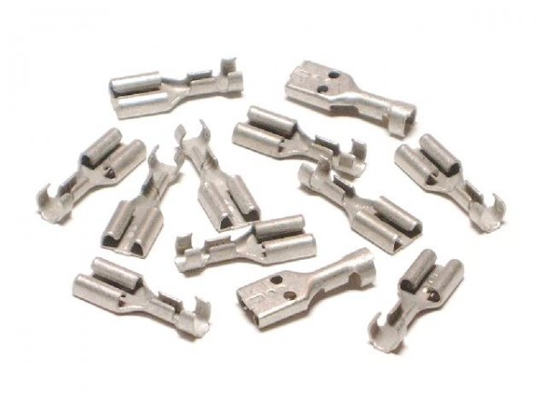 Blade receptacle 2,8mm for 0,14mm² - 0,3mm²