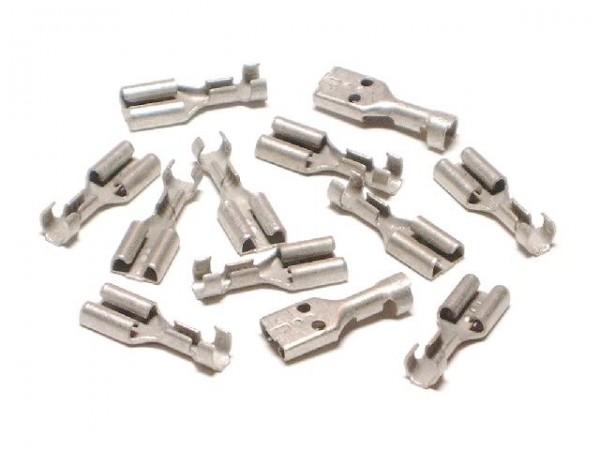 Flachsteckhülse 0,14mm² - 0,3mm²