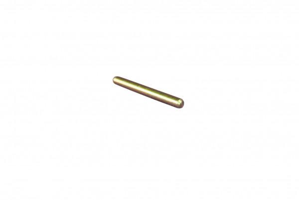 Brass axle