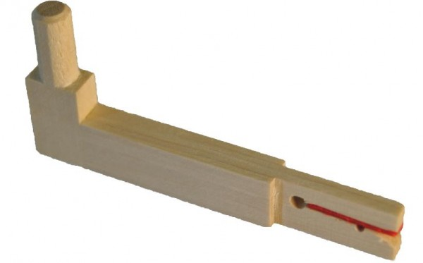 Roller arms, angled